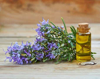 Rosemary Essential Oil | 100% Pure | 15ml | 30ml | 50ml | 100ml | 32oz