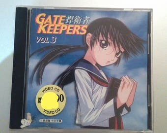 Gate Keepers anime series CD