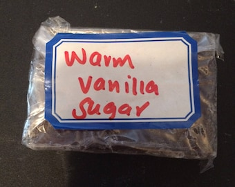 Vanilla Sugar Soap Bar