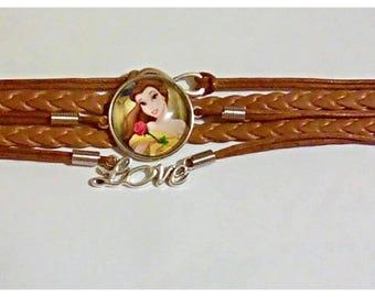 Disney Belle Infinity Bracelete