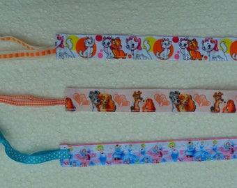 1 pacifier clip to choose