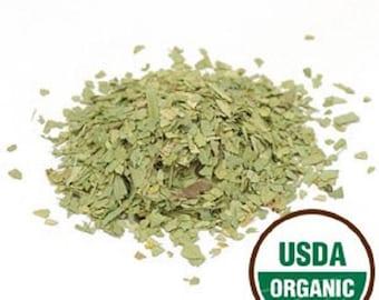 Senna Leaf c/s, Organic 1 oz