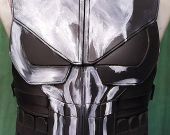 Punisher Netflix Tactical Vest DIY foam TEMPLATES