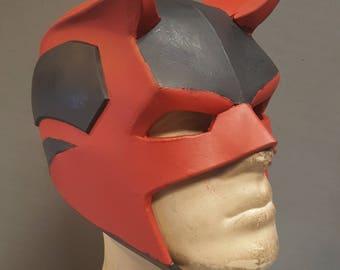 Dare Devil Foam Helmet TEMPLATES