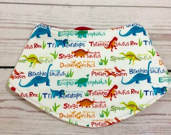 Special needs bib, short big kid bibs, absorbent bibs, waterproof dinosaur bib, reversible kids bib, adult bib, disability gear