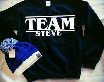 Stranger Things, Team Steve Harrington, Steve, TV Show