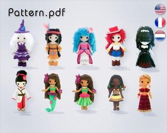 Pattern - Craquotine Customizable Pack