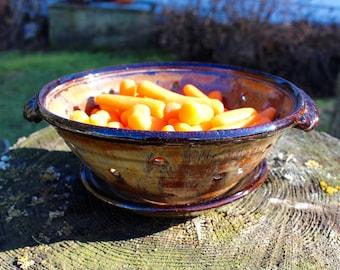 Berry Bowl, Caramel