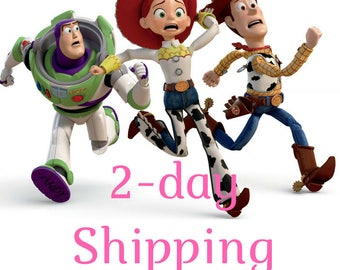 Priority 2-day Shipping