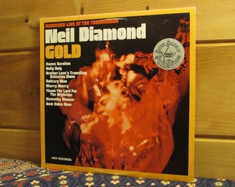 Neil Diamond - Gold - 33 1/3 Vinyl Record