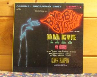 Bye Bye Birdie - Original Broadway Cast - 33 1/3 Vinyl Record