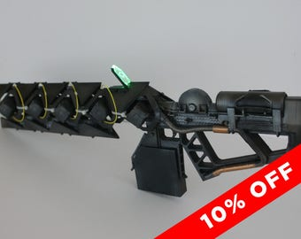 Sleeper Simulant Exotic Rifle - Destiny Inspired Prop Cosplay Weapon