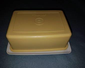 vintage tupperware butter keeper