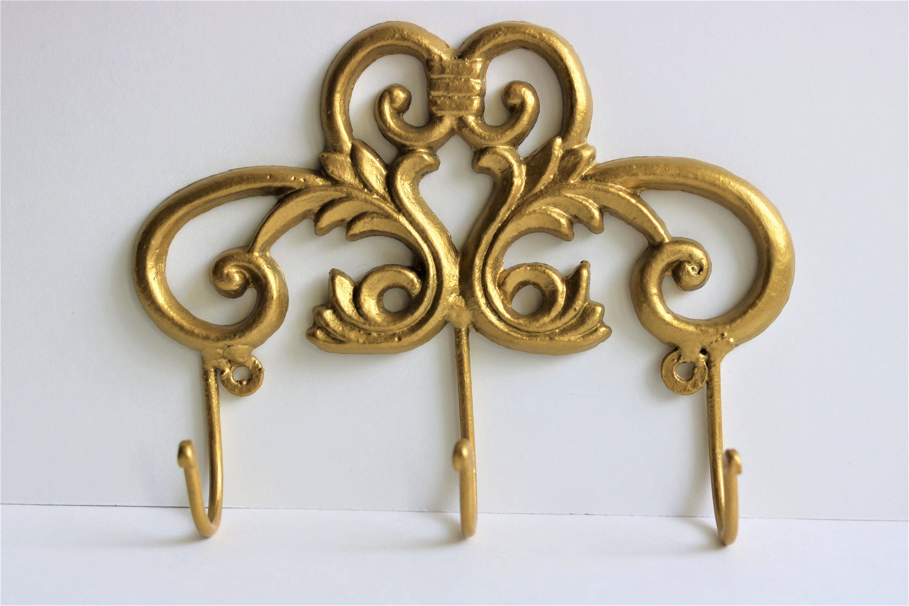 unique de art of decor iron wrought lis fleur awesome wall metal