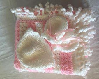 Crochet Baby Blanket