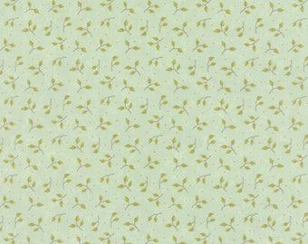 Moda REFRESH Quilt Fabric 1/2 Yard By Sandy Gervais - Mist 17865 13