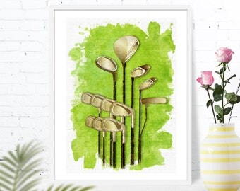golf wall decor golf decorations golf for baby golf nursery decor golf wall art golf gifts golf room golf artwork golf download poster