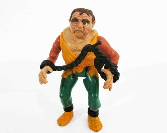 Vintage Real Ghostbusters Monster: The Quasimodo Monster Action Figure. Complete. Circa 1989.