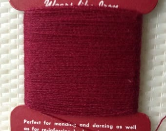 Sultana nylon heel n toe yarn for reinforcing darning mending