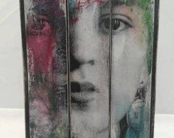 FRIDA-portrait-paint-decoration-wood-eyes-photography-mexico-