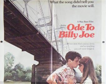Ode To Billy Joe - 1976 - Original US one sheet movie poster
