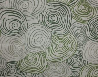 Fabric by the yard - Kravet woven linen - 10.00/yard