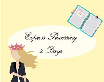 2 Day Express Processing