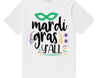 Mardi Gras Y'all
