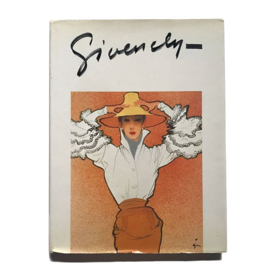 SIGNED BY GIVENCHY - Givenchy: 40 Years of Creation, 1991.