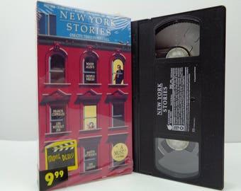 new york stories VHS Tape