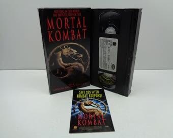 Mortal Kombat VHS