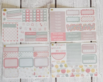 Cupcake Mini Kit | Made to fit any planner! 618L