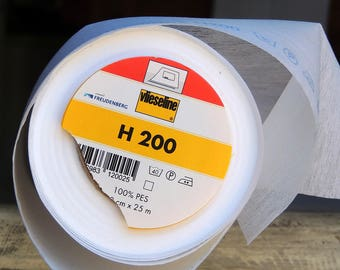 Lightweight interfacing for fabrics, fusible interfacing H200 light batting https://boutique-milyd1.eproshopping.fr/