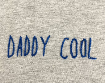 Tee-shirt homme DADDY COOL taille L