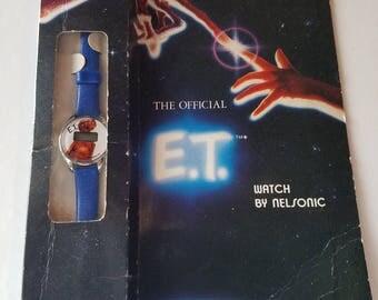 Vintage 1982 E.T Watch
