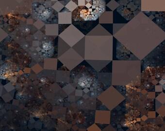 The Ritual - Digital download - Fractal art - 2100x1235