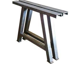 Steel Table Frame | Etsy