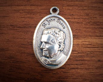 ADD-ON: Saint John Bosco medal