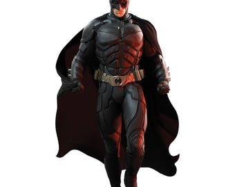 Batman stand up cardboard cutout