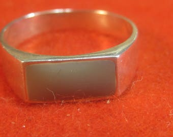A-69 Amazing and beautiful   925 silver Ring size 7  1/2