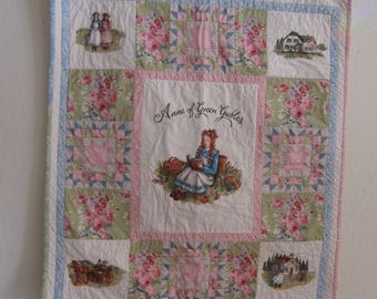 Anne of Green Gables Wallhanging