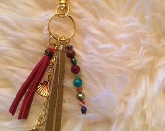 gorgeous bag charm!!