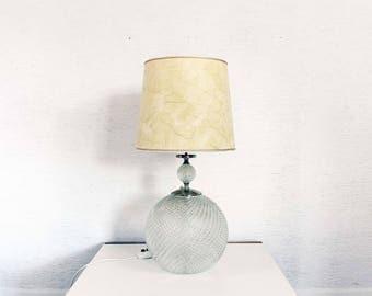 Lamp lights Hustadt lounge