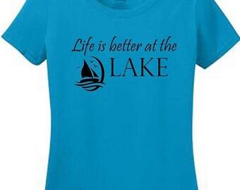 SALE Lake Life Shirt