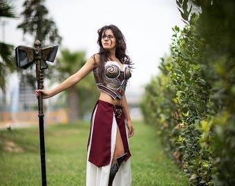 Draconian Warrior Armor