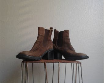 90's Vintage Ankle Boot