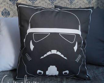Star Wars - Stormtrooper - hand made decorative pillow case