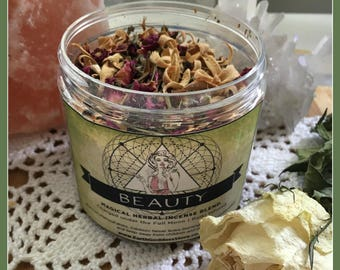 Beauty Herbal Incense Blend