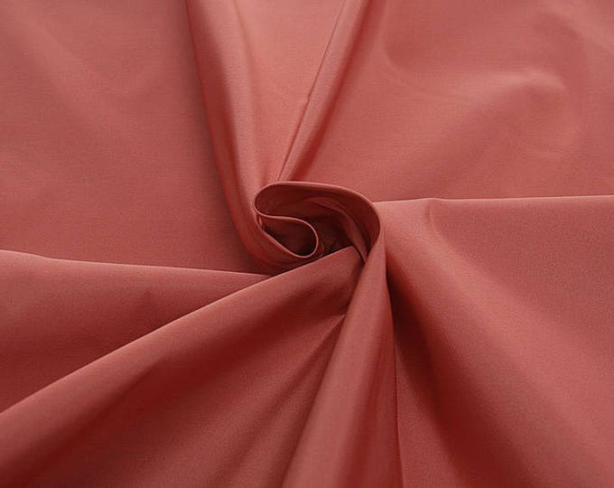 885107-natural silk fault 100%, width 135/140 cm, made in Italy, dry cleaning, weight 154 gr
