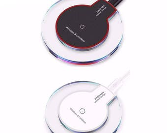 Wireless Charger for iPhone and Android
